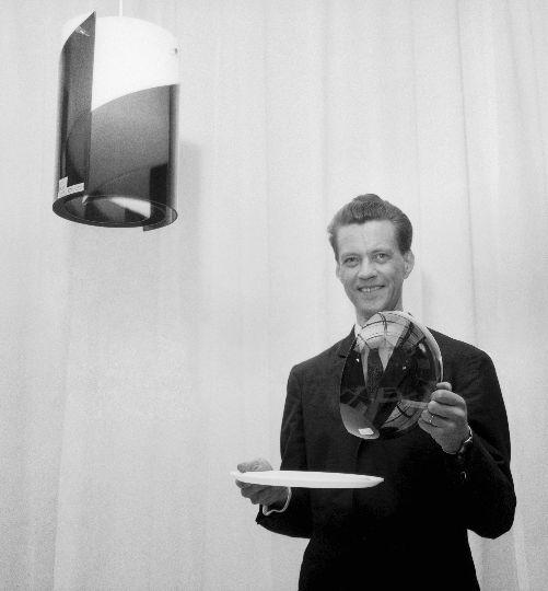 Yki Nummi:Lehtikuva Lasse Holmström 1962